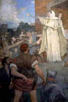 Saint of the Day – 3 January –  St Genevieve – (419-512) – Virgin/Lay Apostle of Charity and Prayer/Servant of God- Patron of Paris  On his way to combat heresy in Britain, St. Germanus of Auxerre made an overnight stop at Nanterre, France. In the crowd that gathered to hear him speak, Germanus ........