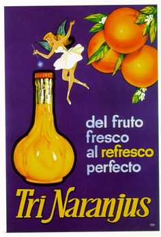 Tri Naranjus, del fruto fresco al refresco perfecto