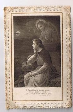 Vintage Prayer Cards Catholic Holy Cards A by TheIDconnection, $15.00