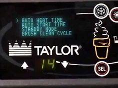 Limpieza y montaje Taylor C708, C709, C716, C717