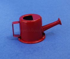 Miniature Dollhouse Water Can 1:12 Scale New #Handley