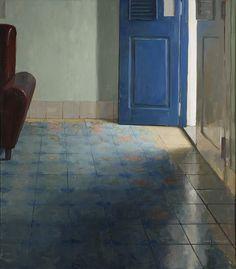 Kenny Harris ,Blue door