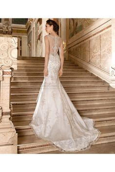 Demetrios Wedding Dress Style 4326