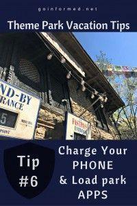 Theme Park Tip #6: C