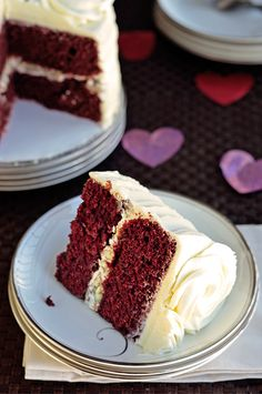 Primal Paleo Red Velvet Cake   #PlatedWithStyle