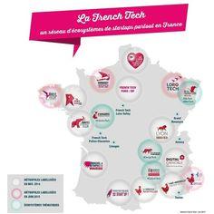 Après le passage du 1er tour pour les candidatures IDEX, l'obtention du label FrenchTech ! :-)