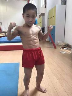 China's most ripped