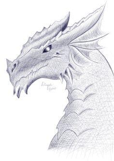 Dragon by valsharessa