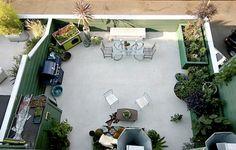 Baylor's City Garden Deck