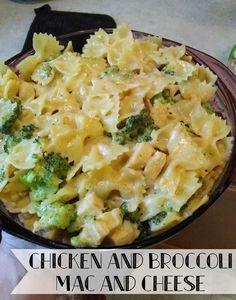 21 Day Fix; Fixate Chicken Broccoli Mac N Cheese