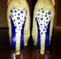 DIY Heel Restoration <3 http://www.hotbynight.com/2012/02/diy-heel-re-vamp.html