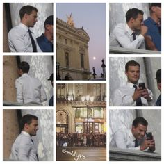 Jamie Dornan filming FSF - 18th July 2016