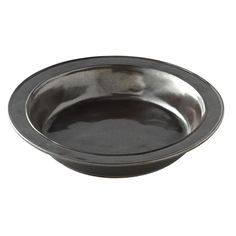 Pewter Stoneware Round Pie Dish - Juliska | domino.com #dominomag #pintowin