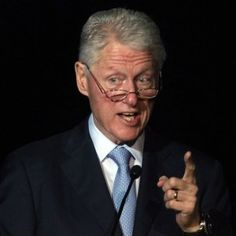 Bill Clinton: No alternative to two-state solution