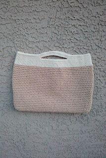 Crochet Simple Purse -Tutorial