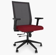 The task chair from Wyatt Seating offers exceptional comfort at a price point any shopper will appreciate. Office Chair Price, Home Office Chairs, Ergonomic Office Chair, Price Point, Chairs For Sale, Home Goods, Flooring, Interior Design, Furniture