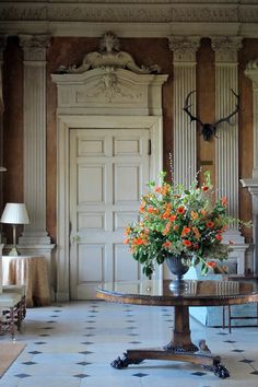 charlotte moss interior design portfolio | Charlotte-moss-ditchley-cover-image