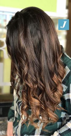 Amber & Bronze _ Degradé Joelle #cdj #degradejoelle #tagliopuntearia #degradé #igers #musthave #hair #hairstyle #haircolour #longhair #ootd #hairfashion #madeinitaly #wellastudionyc