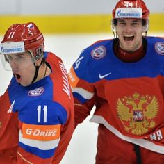 Malkin and Yakovlev :)