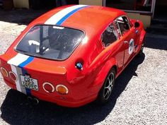 South African Mini Marcos racer