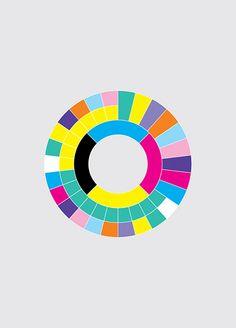 Peter Saville - Colour Exhibition