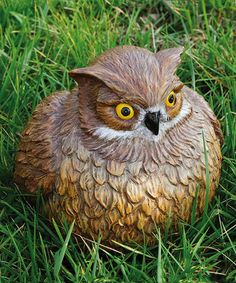 Another great find on #zulily! Portly Owl Figurine #zulilyfinds