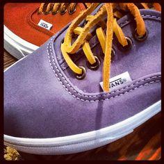 New Vans just in! #vans #footwear #menswear