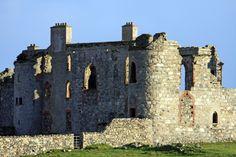 Grace O'Malley's castle near Ballyconeely, county Galway