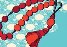 Traditionally Greek : Worry Beads by DimitraTzanos