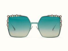 """Sonnenbrille """"Can Eye"""" von Fendi, um 450 €"""