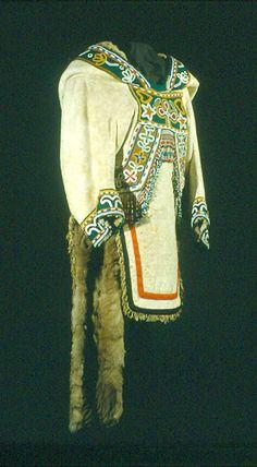 Fur Trade Stories -- Inuit parka image 2