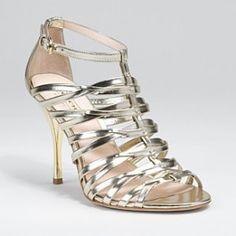 Love the Coach heel!