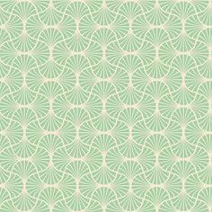 Joel Dewberry Empire Weave Jade   Home Dec Weight Sateen fabric by eileen
