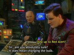 Red Dwarf- my first obsession with repeating lines! Welsh, Favorite Tv Shows, My Favorite Things, Red Dwarf, Best Sci Fi, Classic Comedies, Comedy Tv, Funny Photos, Super
