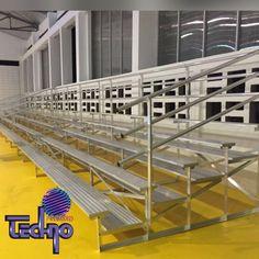 Techno Producciones Colombia es una empresa con más de 30 años de experiencia el en Alquiler de Graderías para Eventos en la Región Caribe.