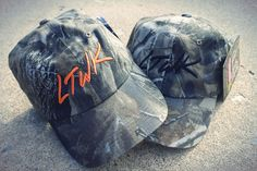 LTWK CAMO HAT - L.T. Wright Handcrafted Knives