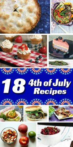 18 4th of July Recipes