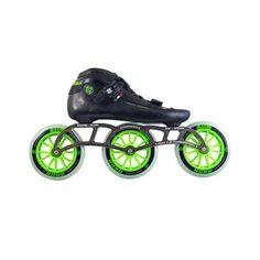 Inline Competitive Speed Skates - Luigino Challenge Pro Package 125mm Wheels #Luigino