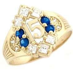 Shop a great selection of Jewelry Liquidation Yellow Gold Simulated Birthstone CZ Stylish Quinceanera 15 Anos Ring. Find new offer and Similar products for Jewelry Liquidation Yellow Gold Simulated Birthstone CZ Stylish Quinceanera 15 Anos Ring. Large Diamond Rings, Diamond Promise Rings, Sapphire Birthstone, Blue Sapphire, Oval Morganite Ring, Rose Gold Brushes, Bridal Rings, Quinceanera Dresses, Quinceanera