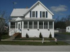Just Listed! 8 Cedar Street in St. Albans City #Vt *$185,900* Spacious home with large lot and tons of features!