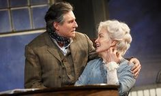 Gabriel Byrne and Jessica Lange: familial tenderness and injury