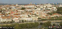 A primeira panorâmica de multiresolução da cidade de Coimbra.   Um puzzle digital de 40 metros de largura por10 de altura constituído por 8673 peças.