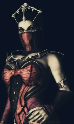 Mileena MortalKombatX by Mortal Kombat Mortal Kombat Xl, Mortal Kombat Games, Kung Jin, Geeks, Video Games Girls, Mileena, Comic Games, Gurren Lagann, Fighting Games