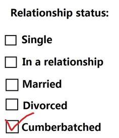 Dating Cumberbatch Taken Mentally Single Benedict