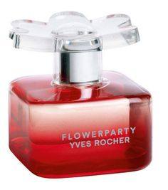 FlowerParty Yves Rocher perfume - a fragrance for women 2010