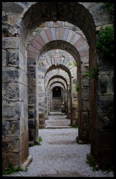 gates through gates  Bergama Turkey
