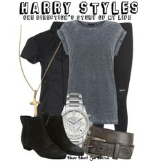 Inspired by Harry Styles in the 2013 One Direction music video for Story of My Life. One Direction Music, One Direction Outfits, One Direction Harry, How To Make Shoes, How To Wear, Shoe Sites, Harry Styles Imagines, Cosplay Outfits, Style Inspiration
