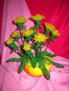 Dandelions Bead