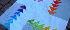 Billedresultat for modern rainbow quilts