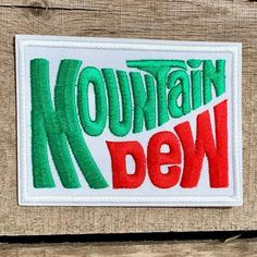 Spending App, Travel Patches, Brass Belt Buckles, Name Patches, Mountain Dew, Work Shirts, Just The Way, Etsy Store, Road Trip